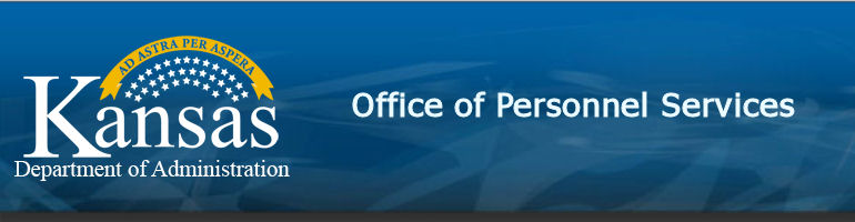 Kansas Department of Administration, Division of Personnel Services